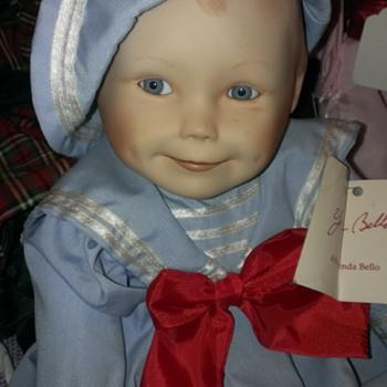 Yolanda Bello Amanda doll - Dolls