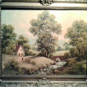 unknown oil painting artist