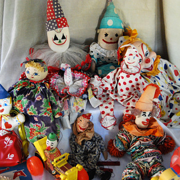 Clowning Around - Dolls