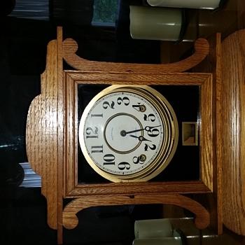 My grandparents clock. - Clocks