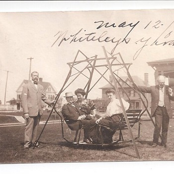 The 'Contraption' - 1907 - Photographs