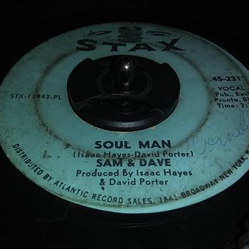 SAM & DAVE - Records