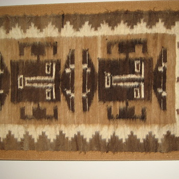 Indian Tapestry? - Rugs and Textiles