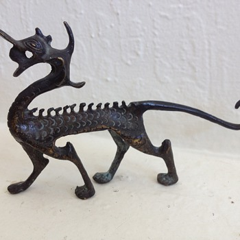 Bronze Dragon - Asian