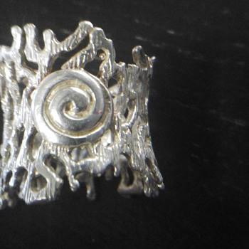 Silver Fashion Ring  - Fine Jewelry