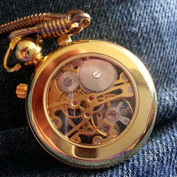 I can't find anything about this watch online. Does anyone have any info? - Pocket Watches