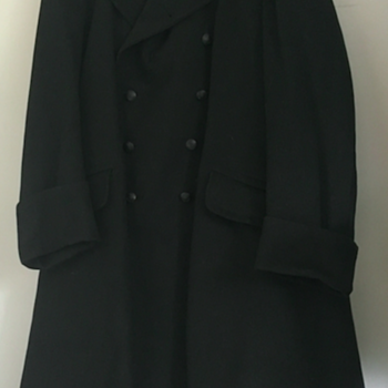 Pre-WWI 90th Winnipeg Rifles Officer's Greatcoat - Military and Wartime