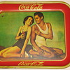 1934 COCA COLA TRAY
