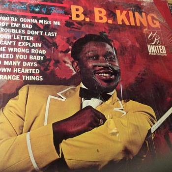 Riley Be King  - Records