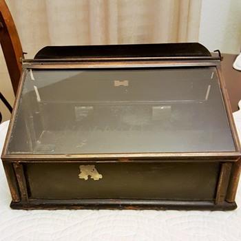 Vintage Hav-A-Tampa Cigar Store Display Case