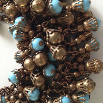 Miriam Haskell? Necklace  - Costume Jewelry