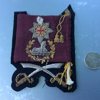 Unknown military service patch - Military and Wartime
