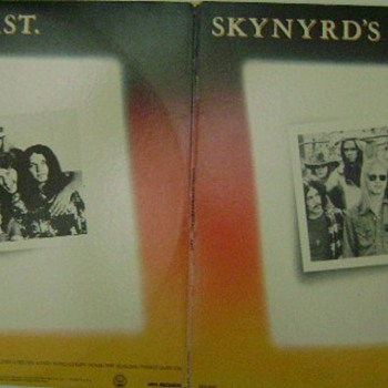 Skynyrd First and Last.... - Records