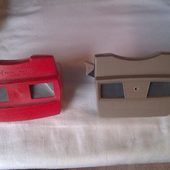 View-Master slide Viewers - Photographs