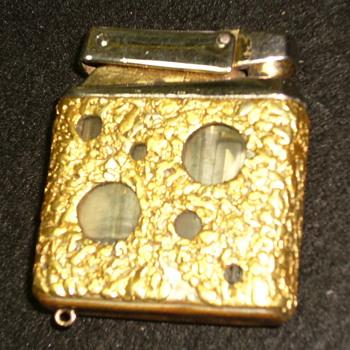 One of a Kind, Antique Kreisler Butane lighter - Tobacciana
