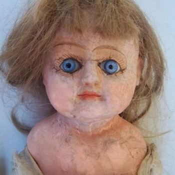 Another Scary doll for the collection - Dolls