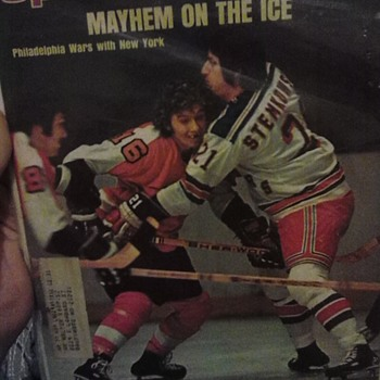 sports illustrated mayhem on the ice broad street bullies
