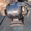 antique WESTINGHOUSE direct current electric generator