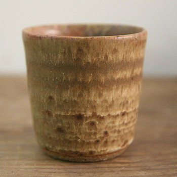 Western style yunomi by Roy Overcast - Pottery