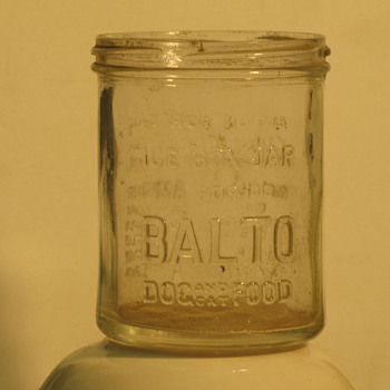 Ice Box Jar - Bottles