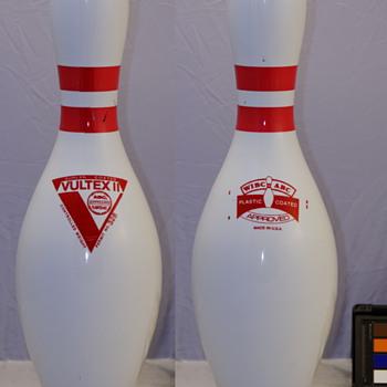 Vulcan Corp. Vultex II Bowling Pin, Variant A - Sporting Goods