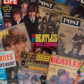 Beatles Magazines - 1964 - Music Memorabilia