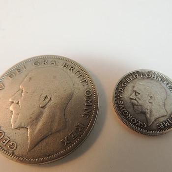 British Coins 1930's