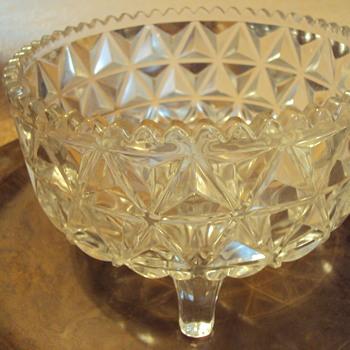 CRYSTAL NEED HELP IDENTIFYING - Glassware