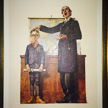 Norman Rockwell - Posters and Prints