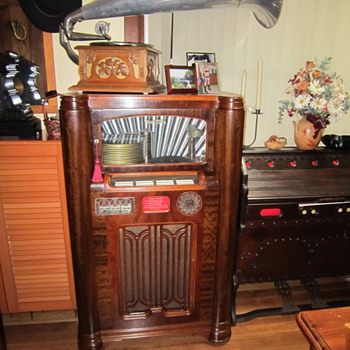 Vintage Jukeboxes | Collectors Weekly