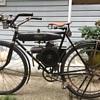 1918 cyclomotor bicycle