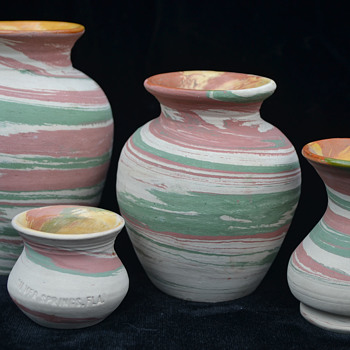 Silver Springs Pottery - Florida - Pottery