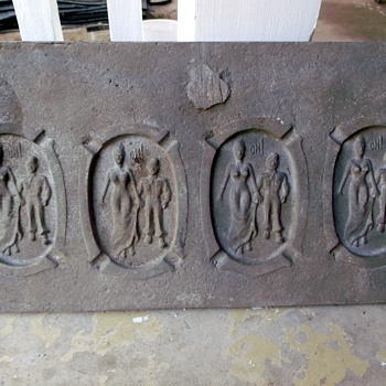 Original mold for sand casting a humorous ashtray  - Tools and Hardware