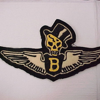Military Avaiation Patch