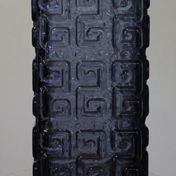 Tamara Aladin Taalari Vase, Riihimaki  - Art Glass