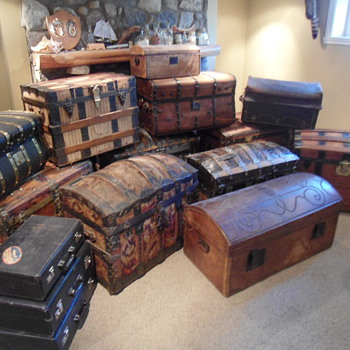 My Basement Trunk Collection - Furniture