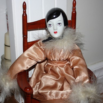 BOUDOIR DOLL - Dolls