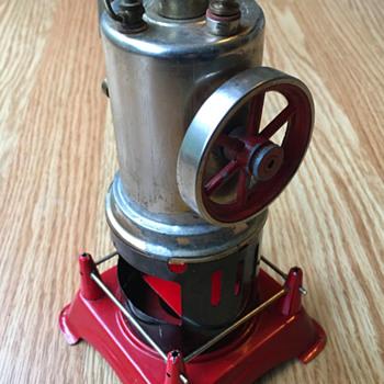 Linemar Vertical Steam Engine - Toys