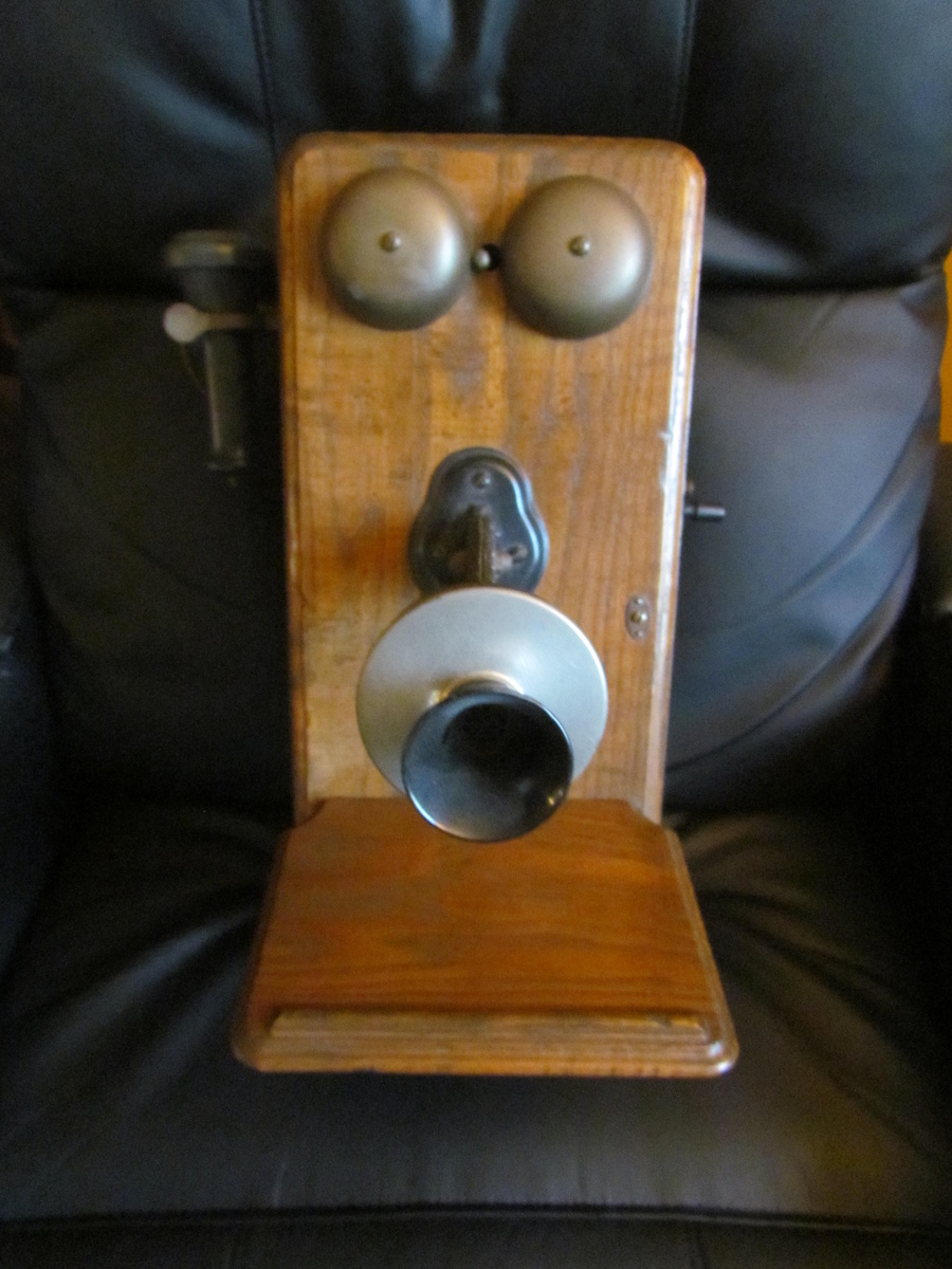 Antique Wall Mounted Crank Telephone Collectors Weekly Wiring Diagram