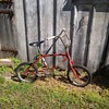my 1980s bmx bike
