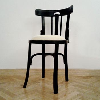 Chair no. 28, viuda de M. Mocholí (Valencia. Spain, ca. 1930). - Furniture