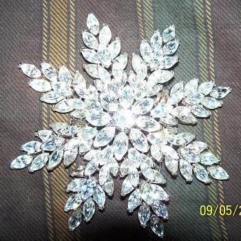 My Trifari Snowflake... - Accessories