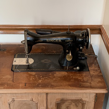 Vintage and Antique Singer Sewing Machines   Collectors Weekly
