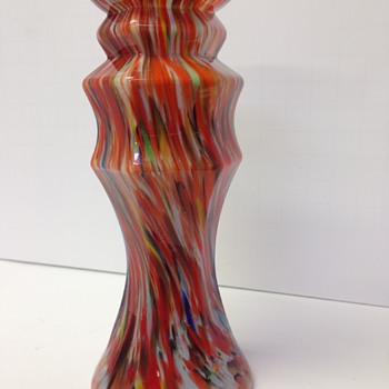 This one surprised me!!! - Art Glass
