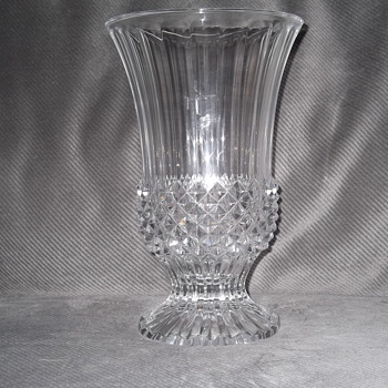 Unidentified Vase and dish - Glassware