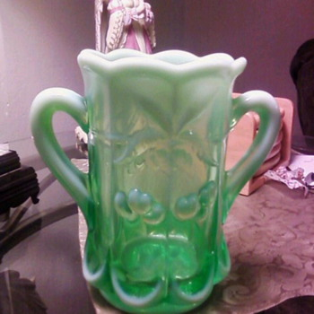 Fenton glass? - Glassware