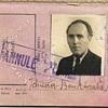 1939 British Mandate passport
