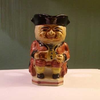 """""""Toby Mug"""" from """"Occupied Japan"""" - Pottery"""