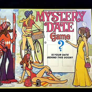 Mystery Date (Milton Bradley, 1972) - Games