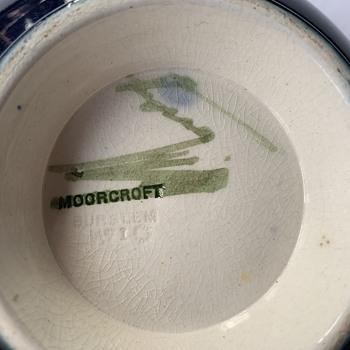 Moorcroft Pansy Bowls - Pottery